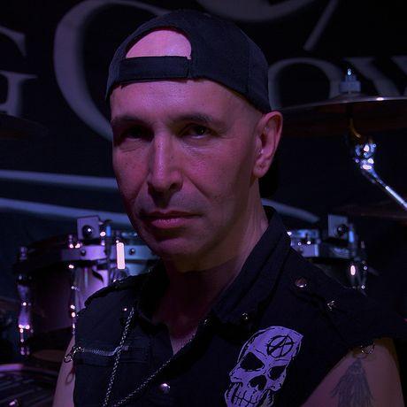 drummer heavy metal hard rock label français independant