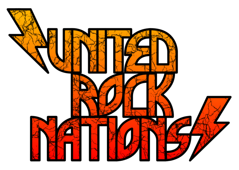 united rock nations logo hardrock metal