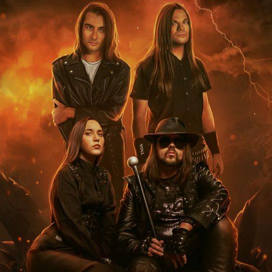 rubicon heavymetal rock city music label